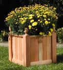 Solid Board Planter Box