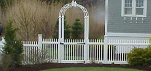 Picket Fence Classic Design