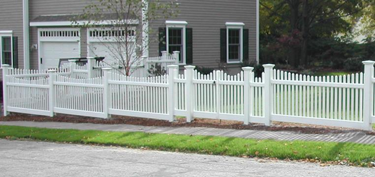 Plymouth Picket Fence